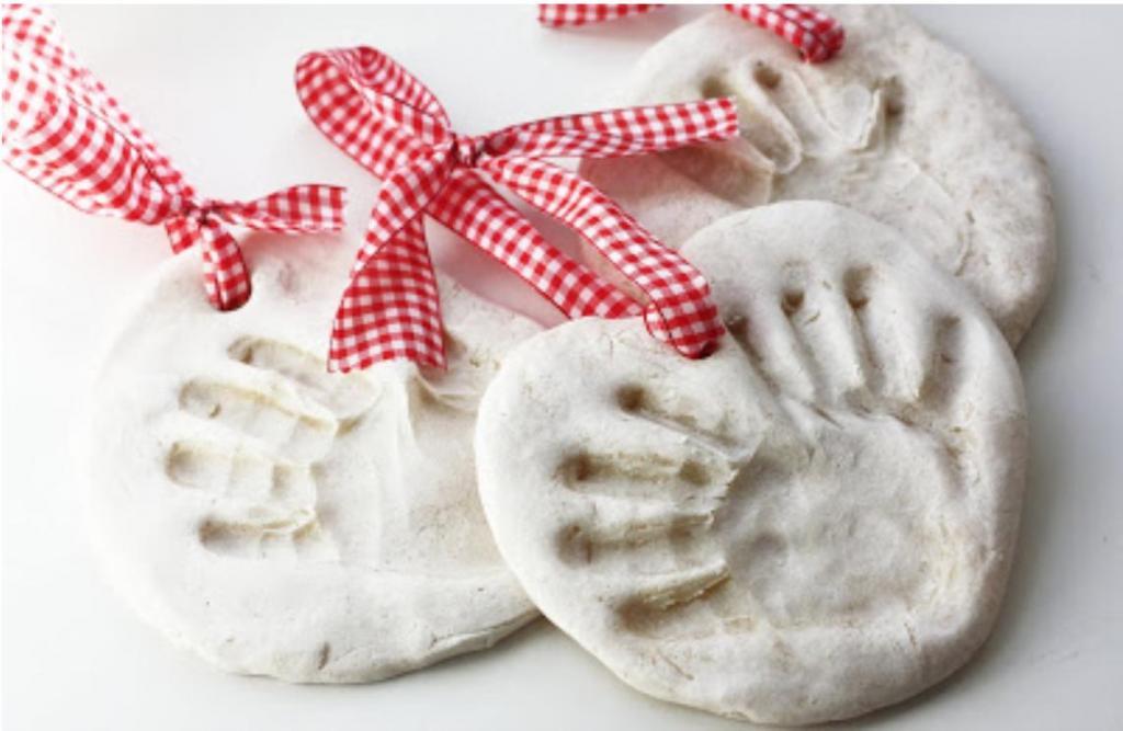 Как сушить соленое тесто в д…
