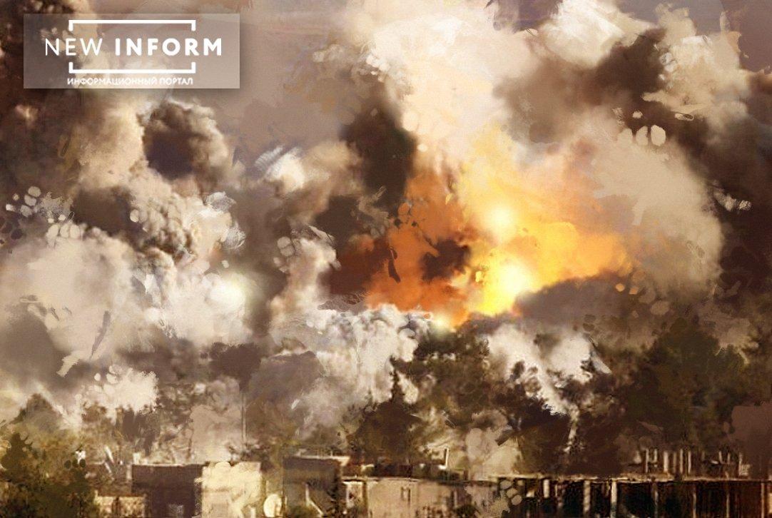 Месть за атаки на Хмеймим: С…