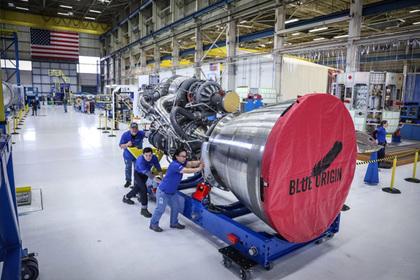 Испытания американского аналога российских двигателей РД-180 провалились