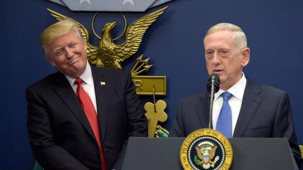 Армии США разрешено плевать на приказы президента?