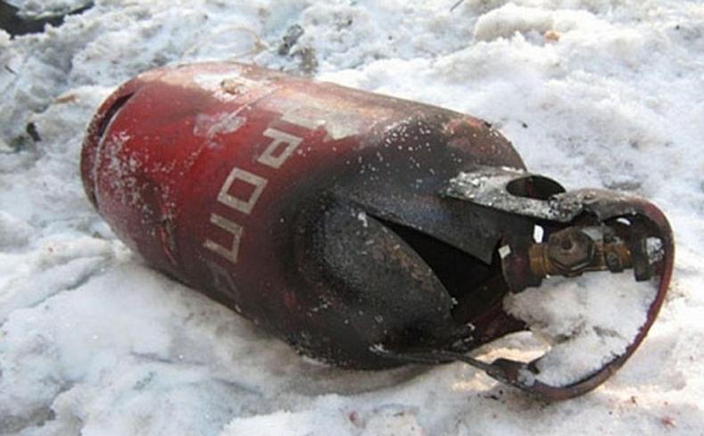 В Мурманской области при взрыве газового баллона погиб человек