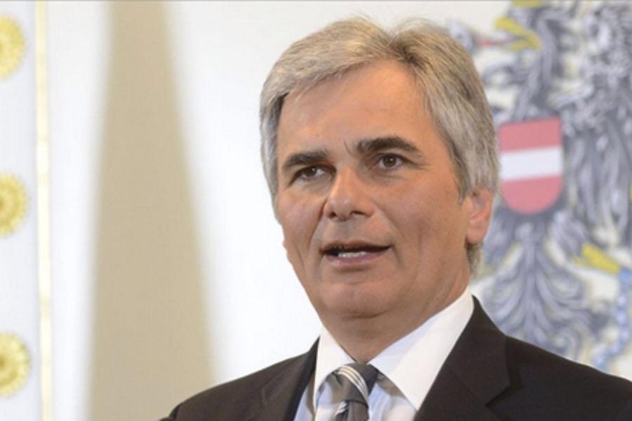Канцлер Австрии: Кризис на Украине требует переговоров, а не антироссийских санкций