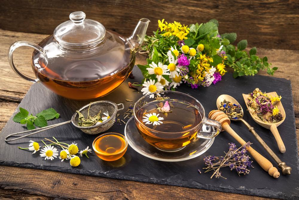 20 травяных чаев для укрепле…