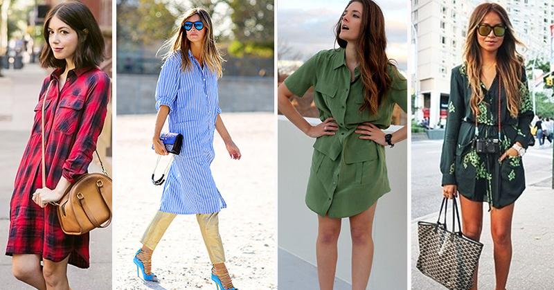 модные платья из льна