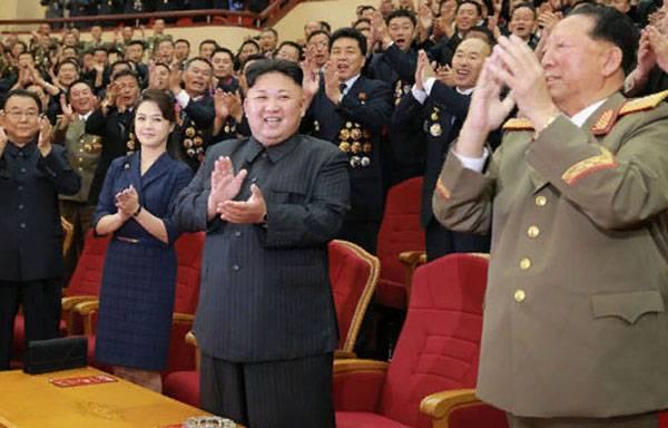 Лидер КНДР: Сумасшедшего американского старика будем укрощать огнём