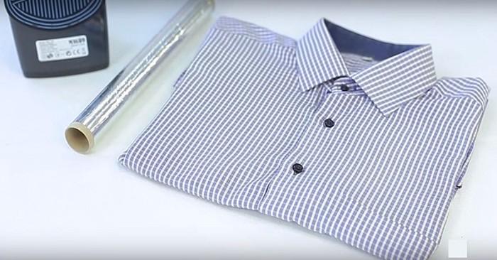 Как гладить одежду и бельё быстро