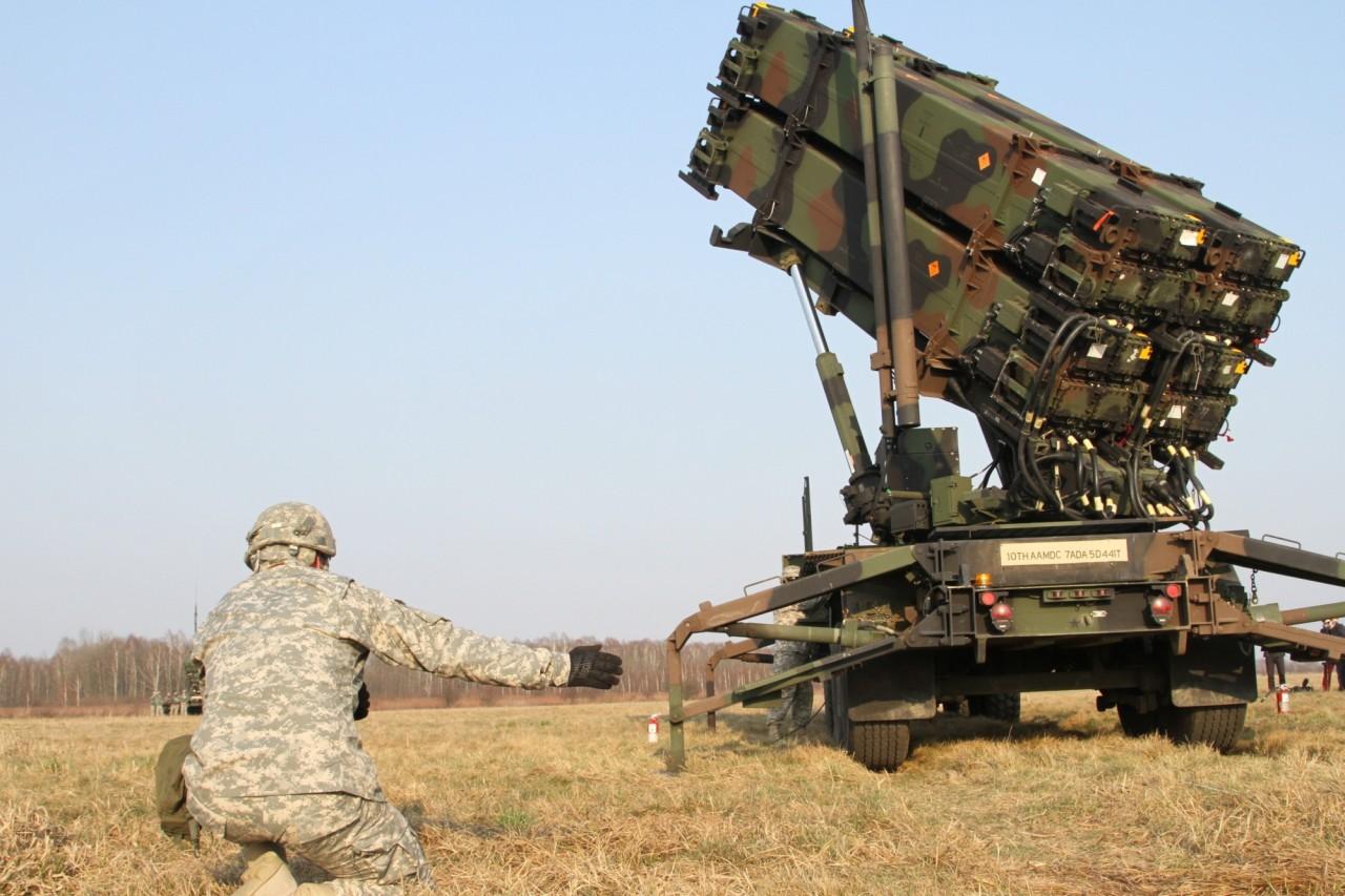 Американское уведомление о планируемой поставке Польше первых четырех батарей ЗРС Patriot