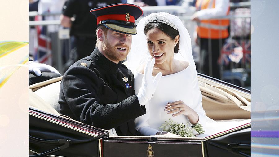 Звёздные сети: гости королевской свадьбы, звёздный День пионерии, родство Галкина с Киркоровым и советы Мерзликина