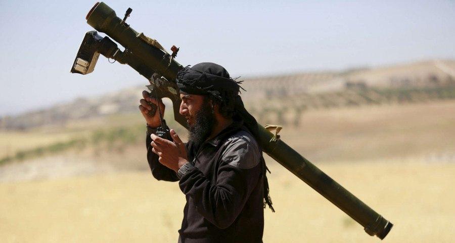 Киевский режим вооружает ИГИЛ