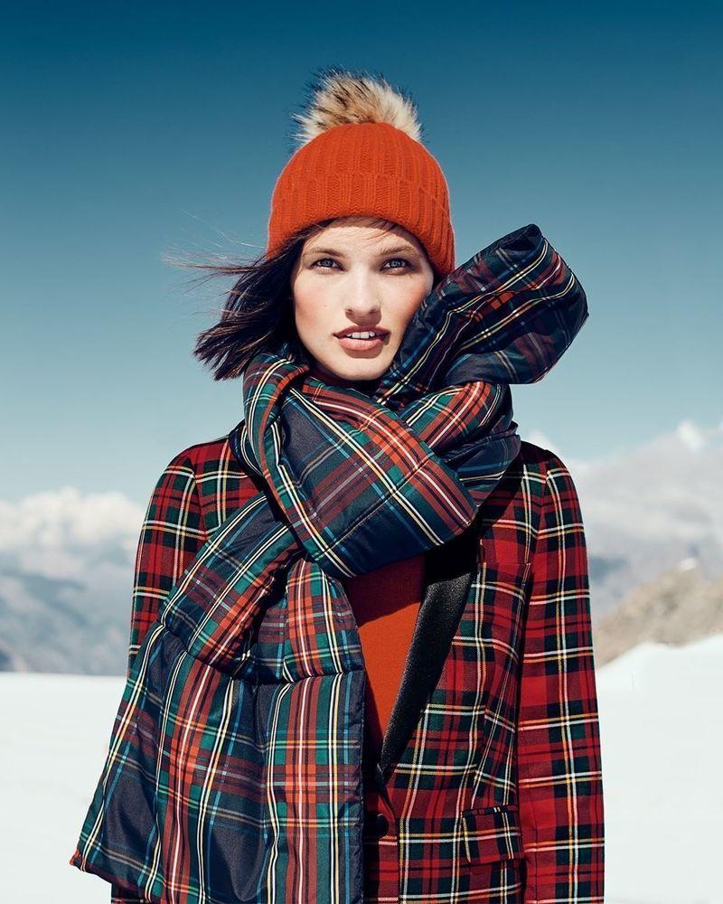 Шарф-пуховик и с чем его едят: 18 стильных образов со стёганым шарфом, фото № 1