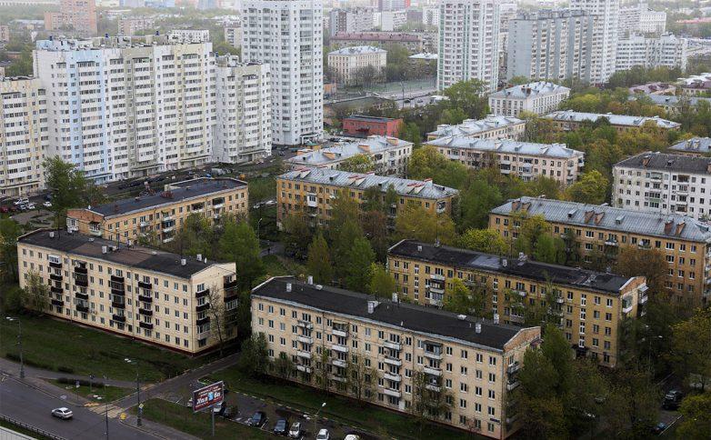 Большинство жителей по соседству с пятиэтажками отказались присоединяться к реновации
