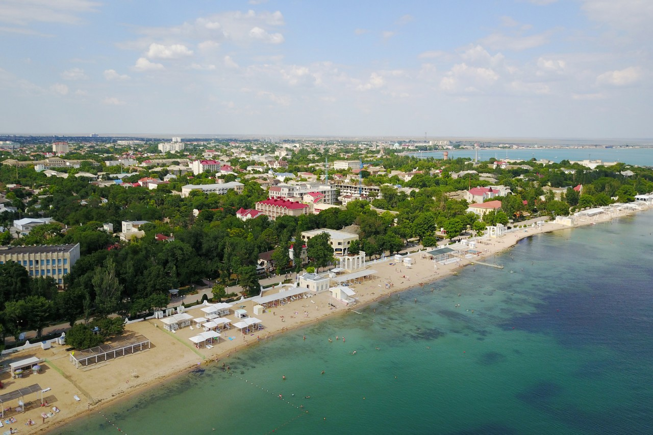 Про слив Крыма