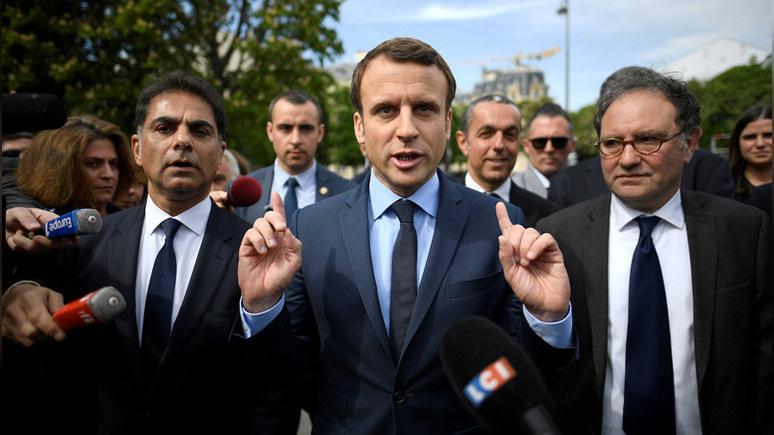"""""""Путин не позволит Макрону так просто победить на выборах"""". - Французские СМИ"""