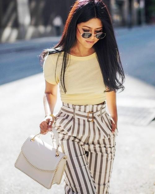 Летняя уличная мода — свежие образы из разных уголков мира