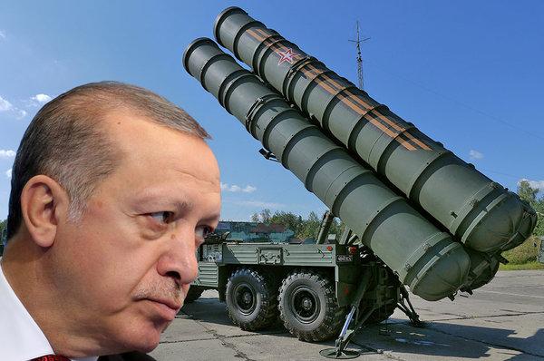 Новый «хитрый» ход от Эрдогана? Турция предложила России вместе производить С-500