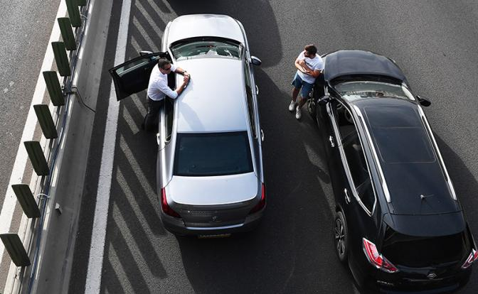 Лохотрон на трассах: Как дурят водителей