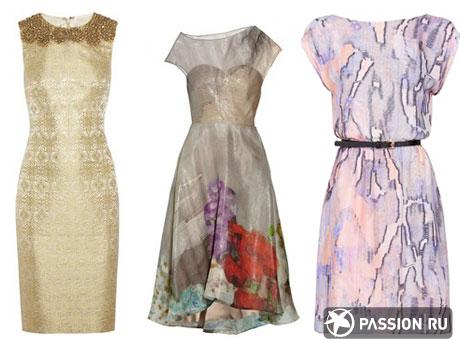 Моды 2013 платья