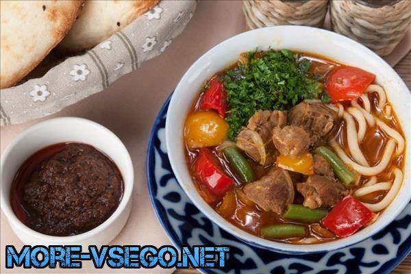 Lagman-po-uzbekski