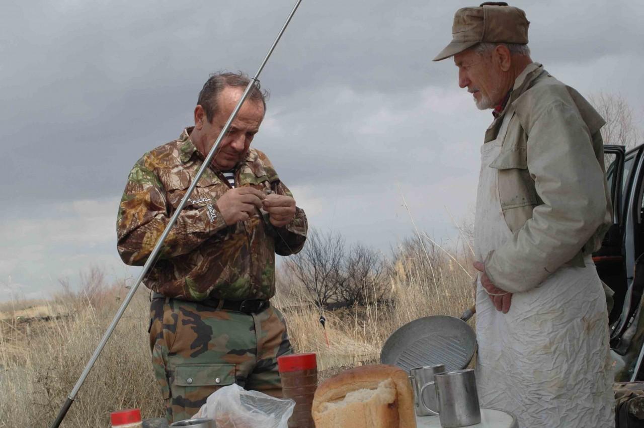 №991. Открытие сезона в Узбекистане 2013