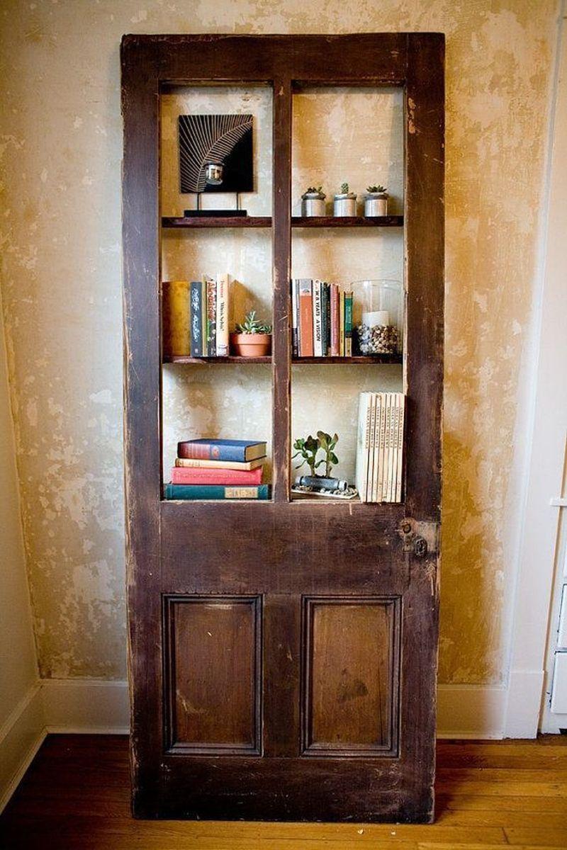 Как самому сделать двери книжного шкафа