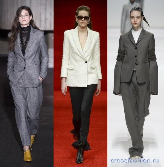 Какие жакеты будут в моде осенью и зимой в 2018-2019