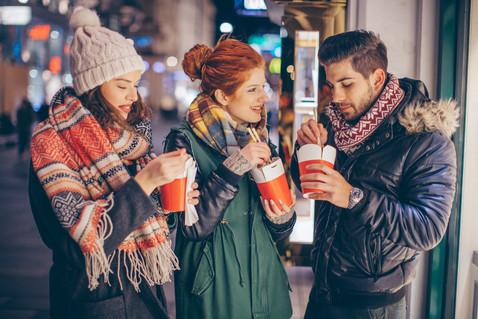 Голод в холод: как питаться …