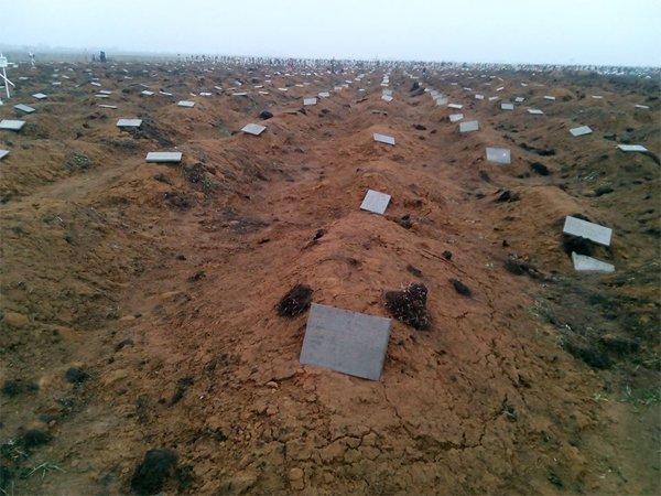 """Одесса. О Куликовом поле и сотнях могил """"хирургических отходов"""""""