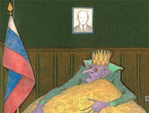 Почему правительство не направляет на нужды без движения лежащие России 8 трлн,руб?