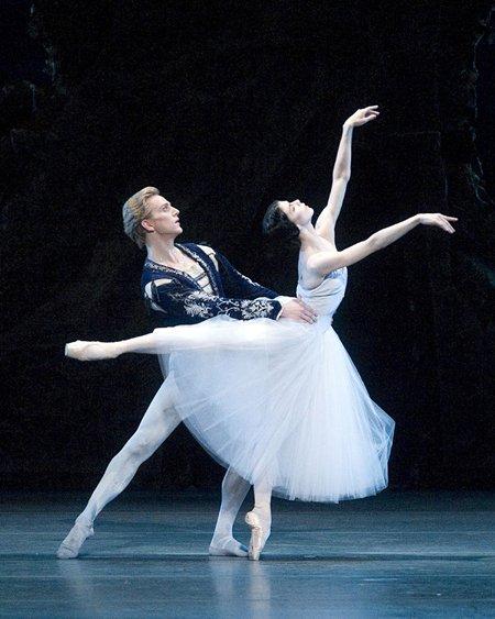 Виды Балета. Романтический балет