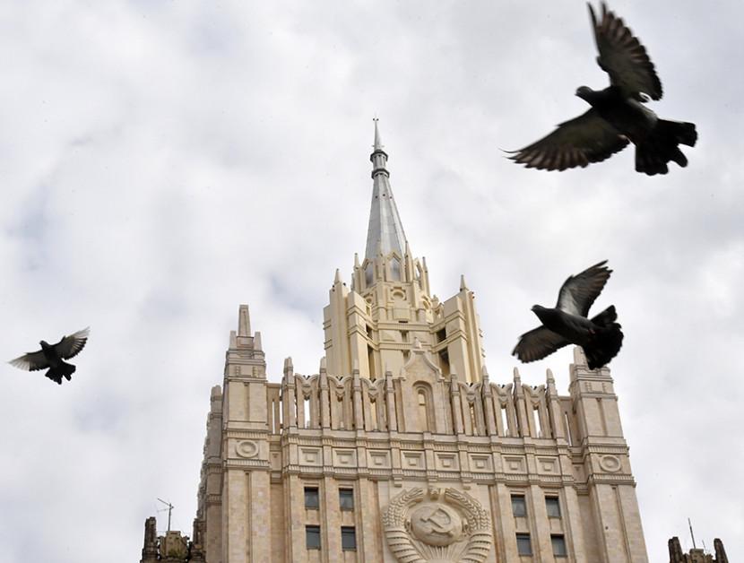 В МИД РФ задумались о причастности британских спецслужб к отравлению Скрипаля