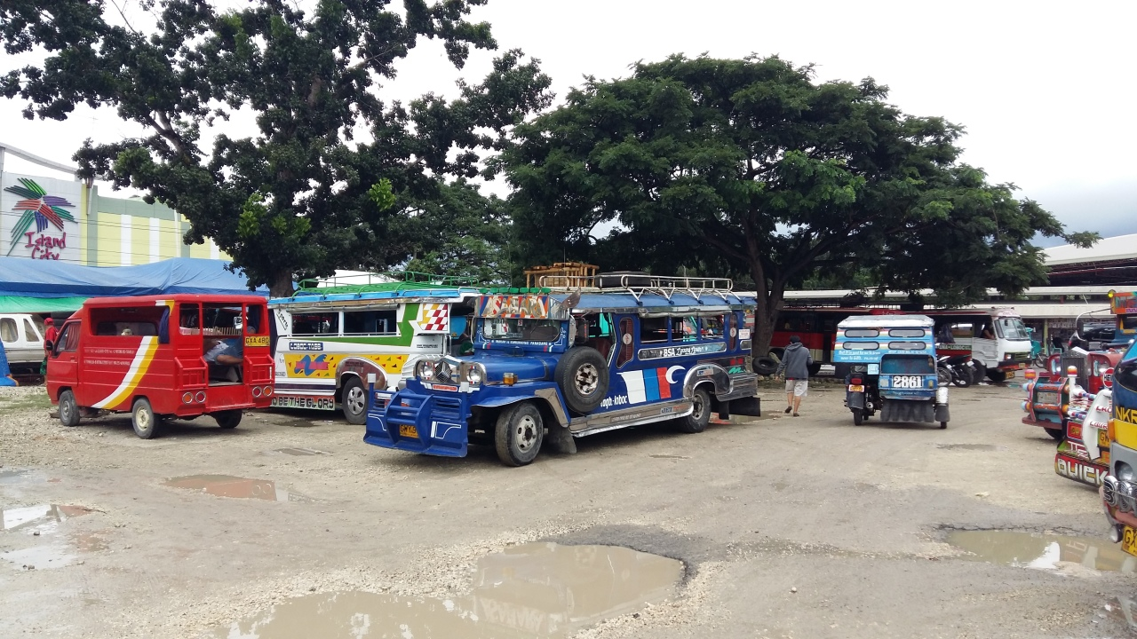 Первое впечатление. Филиппины