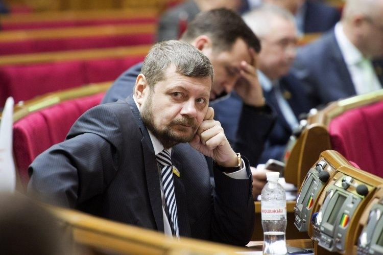 Мосийчук предложил ввести украинских миротворцев в Грозный