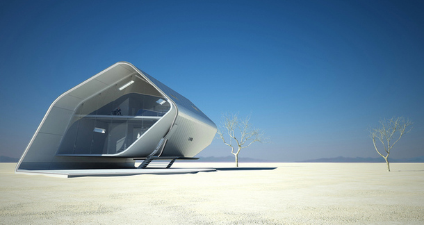 Дом-трансформер от корейских архитекторов