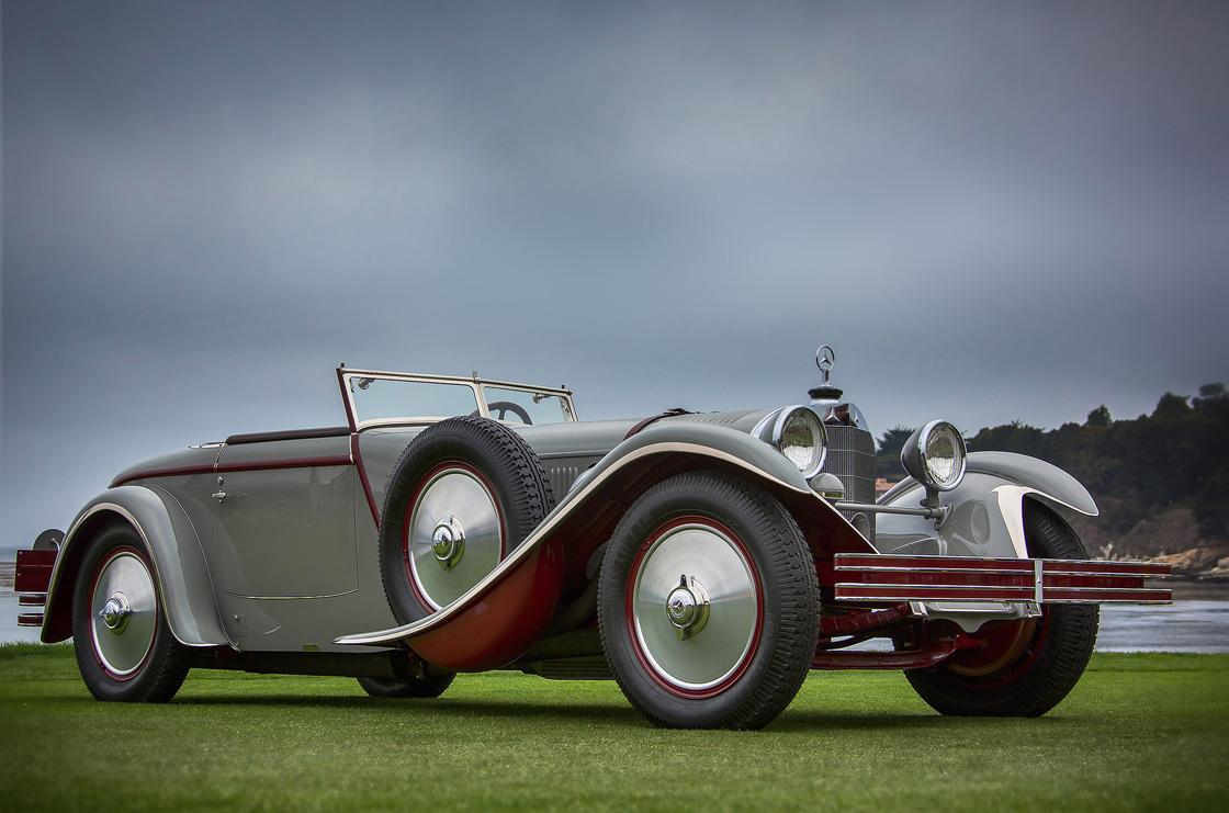 Mercedes-Benz Saoutchik S Type (1928)