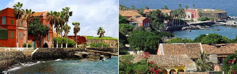 Остров Горе – главный рынок рабов на африканском побережье