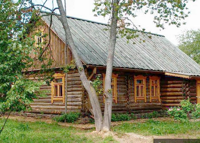 Деревянный дом. Технология с…