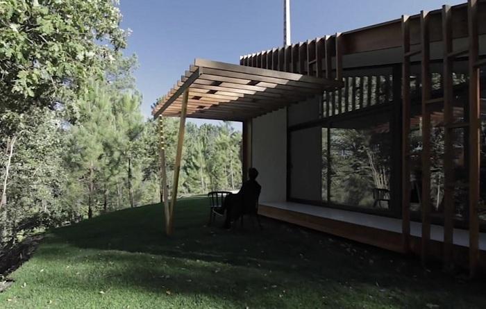 Быстро и просто: дом, который можно построить за 3 дня