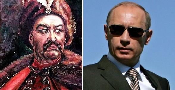 Депутат Рады: Богдан Хмельницкий оказался «агентом Путина»