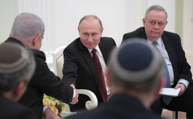 Нетаньяху пригласил Путина на открытие мемориала жертвам блокады Ленинграда в Иерусалим