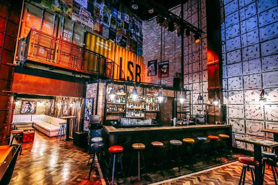 Самые стильные бары и рестораны мира: победители конкурса Bar & Restaurant Design Award 2017