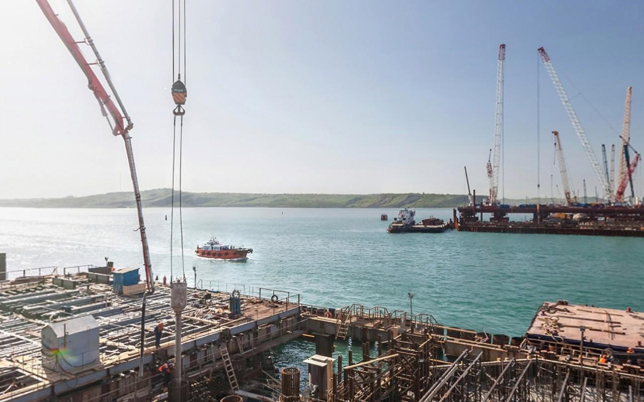 «Живут в затуманенном состоянии»: в России ответили на заявление Украины о неспособности достроить Крымский мост