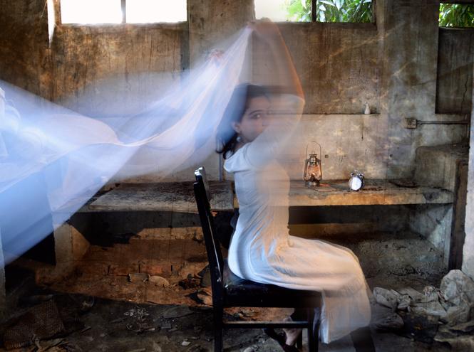История женщины, которая видит призраков