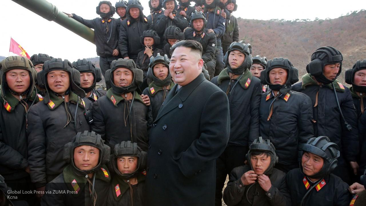 В Северной Корее президента США Дональда Трампа сравнили с Гитлером