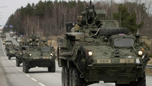 Научениях НАТО вЭстонии произошло уже дваЧП