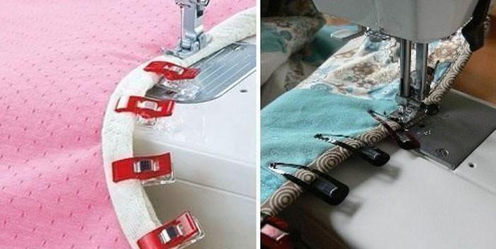 как шить на машинке с педалью