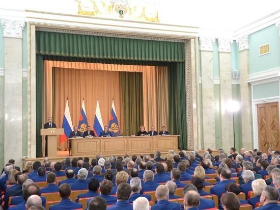 Путина в Генпрокуратуре слушали в гробовой тишине: чем недоволен президент?