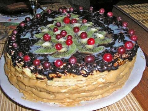Мой «Киевский торт»