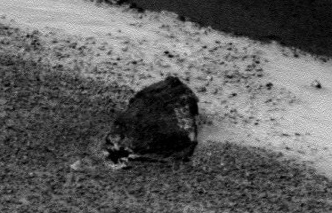 Уфологи убеждены, что таинственные иероглифы на Марсе оставили инопланетяне