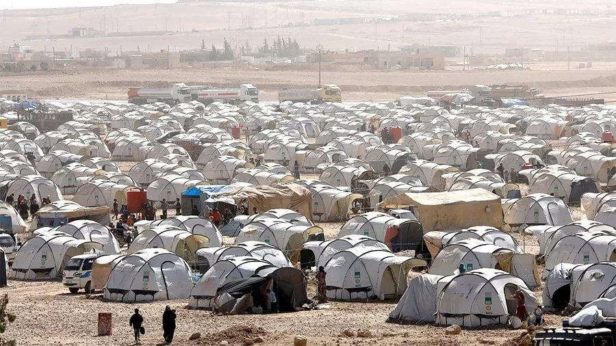 Лагерь беженцев «Эр-Рукбан» стал новым Вьетнамом для репутации США