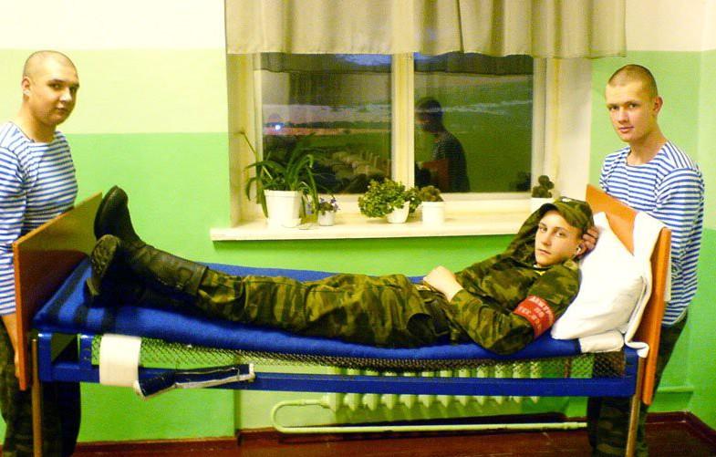 Дедовщина в армии. Страшные рассказы солдат